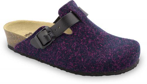 Rim ženske tople papuče
