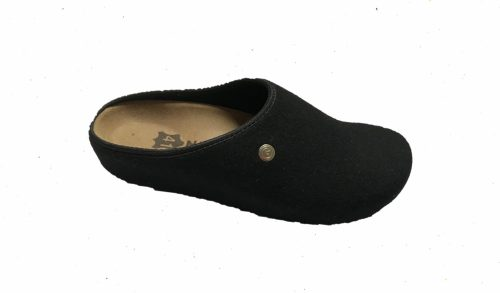 AKCIJA Grubin Rabbit tople papuče Crne-Broj 36 i 41