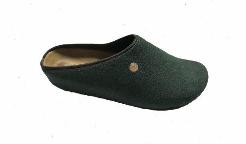 AKCIJA Grubin Rabbit tople papuče Zelene-Broj 41