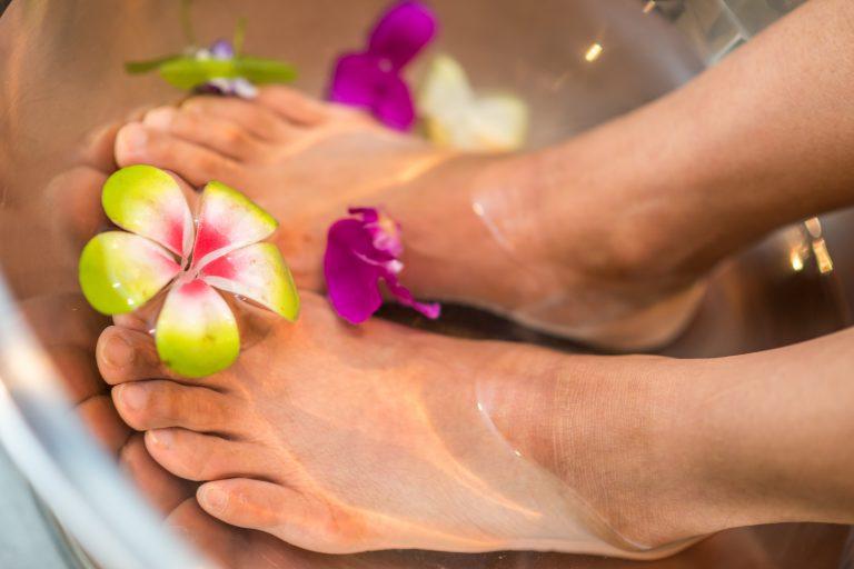Zdrava stopala i kupke