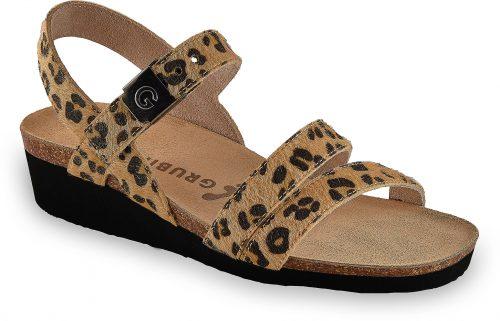 Lucca ženska sandala leopard